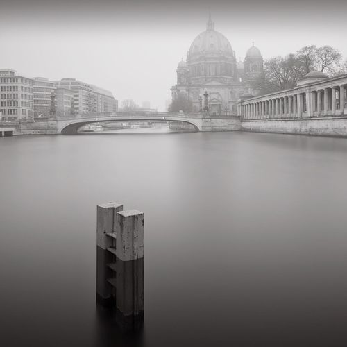 Cathedral   Berlin (2016) • © SRAA Photography   Sebastian Raabe Architecture Built Structure Building Exterior City Travel Destinations Dome No People Day Sky Outdoors Water Fine Art Photography Tranquil Scene Nikon D5500 Berlin Longexpoelite Longexposure Nikon Famous Place Long Exposure Cityscape Fine Art Blackandwhite Black & White City