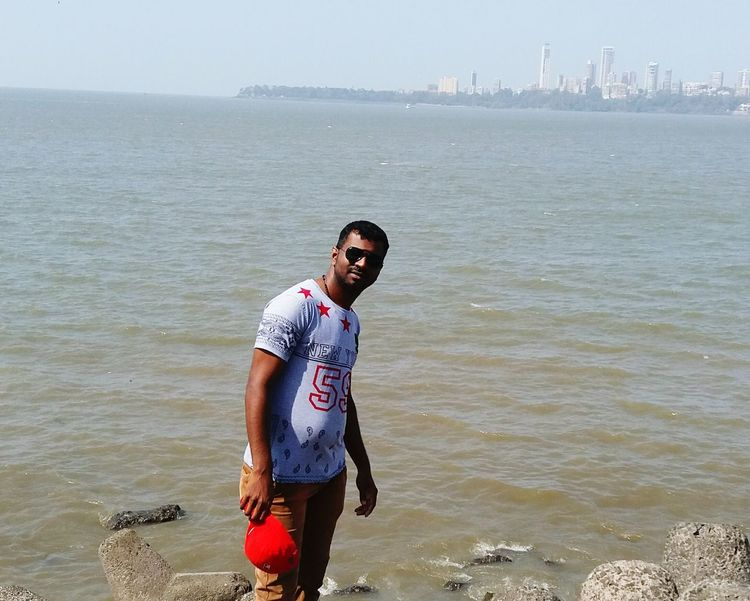 Marinedrive Mumbaicity Seaside Sea View Sea And Sky