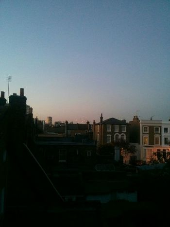 Sunset London SouthLondon Nofilter Room Window View Home