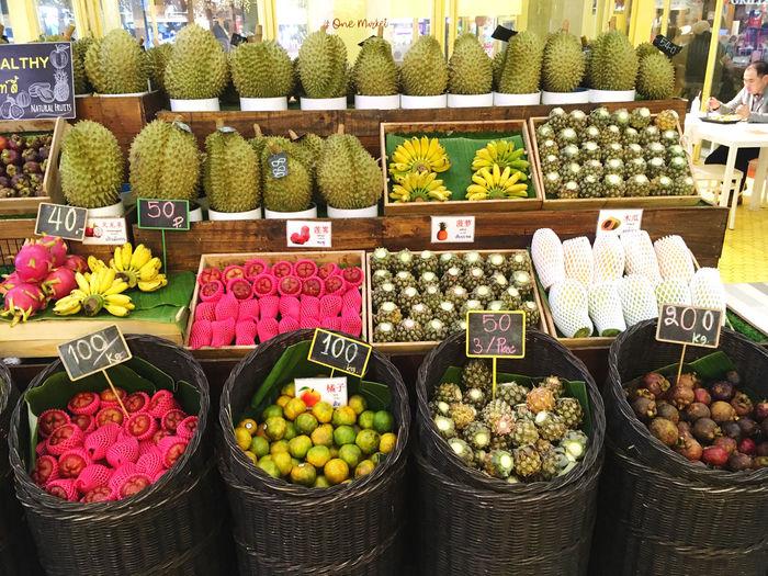 Fruits Retail