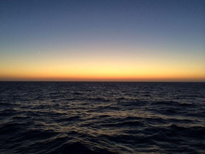 Sky Sea Water