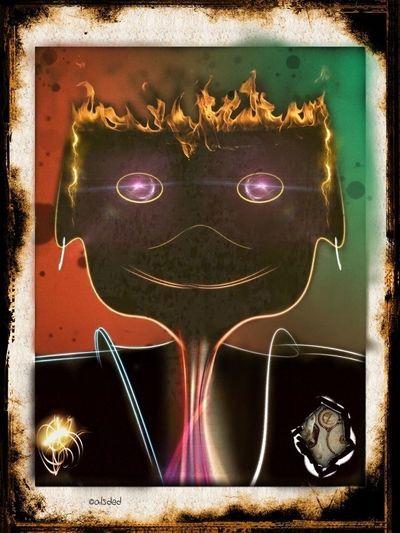 Interstellar Passport Photo Spaceinvader Space Paint Fantasy Edits The Maximals (more Edit Juxt MAX It)