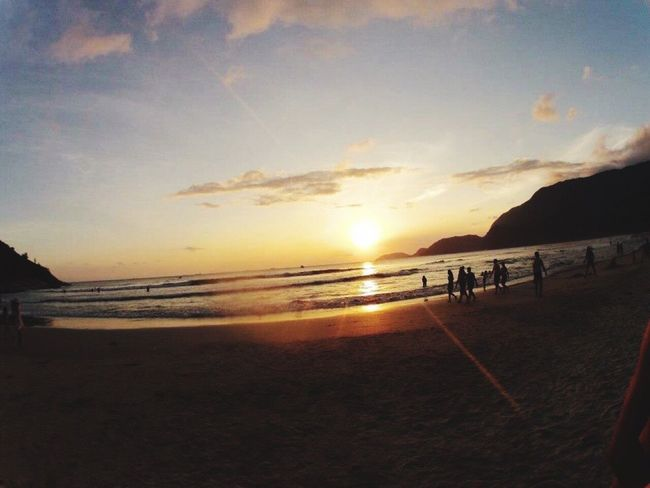 Sunset Gopro GoPro Hero3+ Hello World Check This Out Hanging Out Enjoying Life Taking Photos Relaxing Nice Day Atmosphere Taking Photos Bestoftheday Light And Shadow Hanging Out Brazil Ubatuba Maresias Beach Beachphotography Beach Photography Beach Life Beachlife Beach Day Beach Time