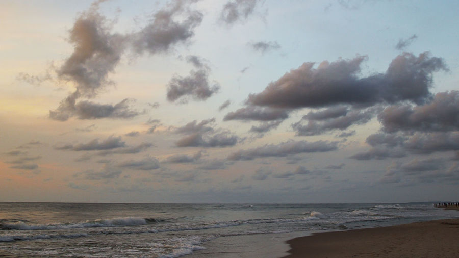 Sea Sunset -