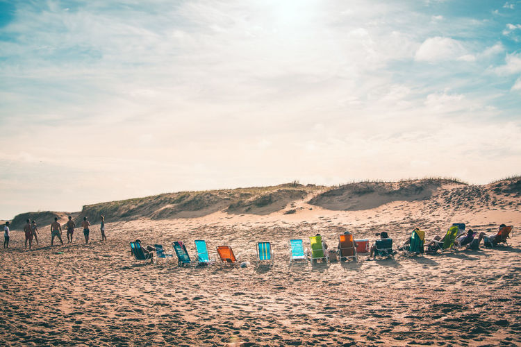 Uruguayan beach vibes. Beach Life Chair Dunes Nature Punta Del Diablo Tranquility Travel Arid Climate Beach Beach Day Colorful Empty Game Ocean Outdoors People Playing Sand Sand Dune Scenics Sea Seat Summer Travel Destinations Water Connected By Travel Visual Creativity Focus On The Story The Traveler - 2018 EyeEm Awards