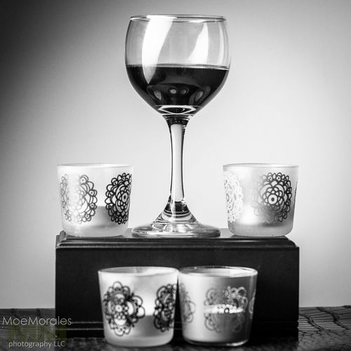 Black And White Wine Tasting Eye4photography  Me Art