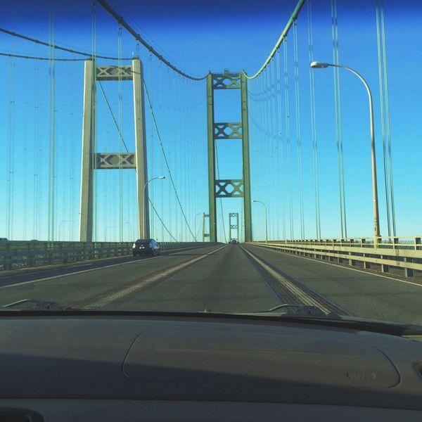 Bridge IPhone Photography Urban Highway Driving Like This Like4like Follow4follow View Sunny