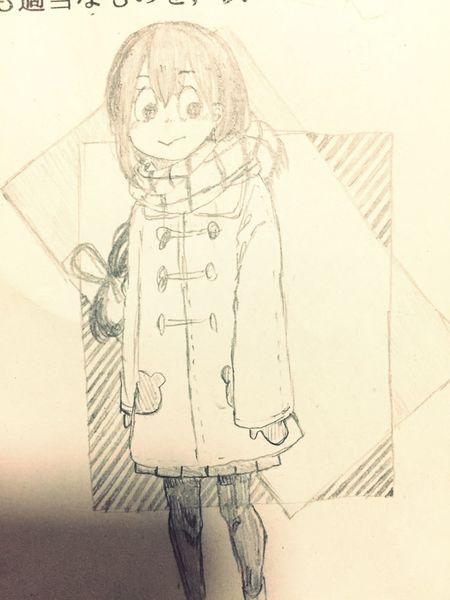 Illustration Fanart My Hero Academia 僕のヒーローアカデミア 蛙吹梅雨