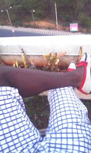 Just sitting