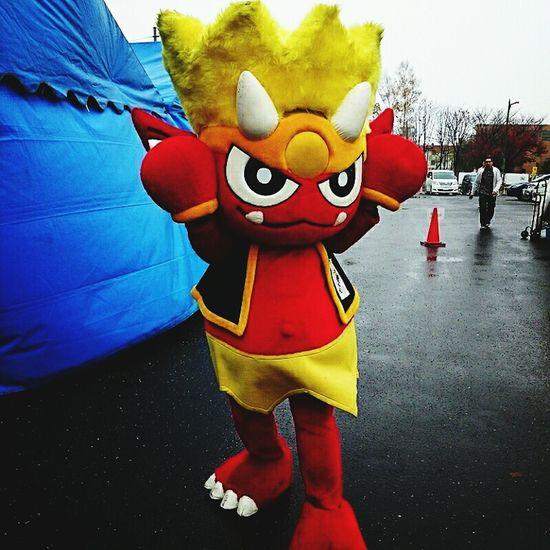 登別市のご当地キャラ、「登夢(とむ,tom)くん」 Hokkaido,Japan Mascot Characters Of JAPAN Japan ご当地キャラ