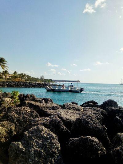 ⛵ boat rides.