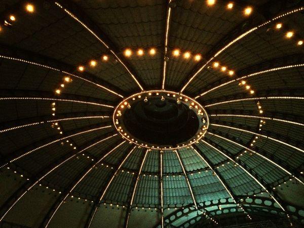 Frankfurt Am Main Frankfurt Festhalle  Roof