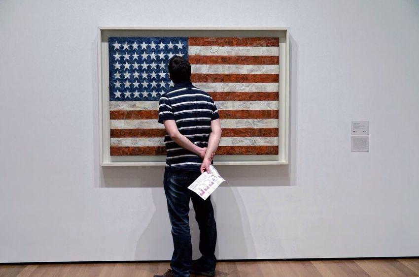 The Best Of New York Moma ArtWork Portrait Of America