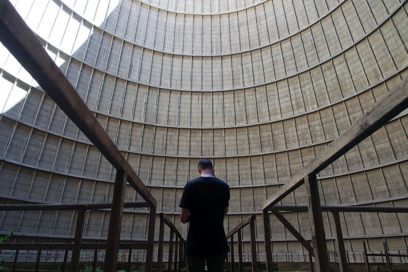 Abandoned Places Charleroi Charleroi, Belgium Power Plant Abandoned Architecture Built Structure Cooling Tower Urbex Urbexphotography