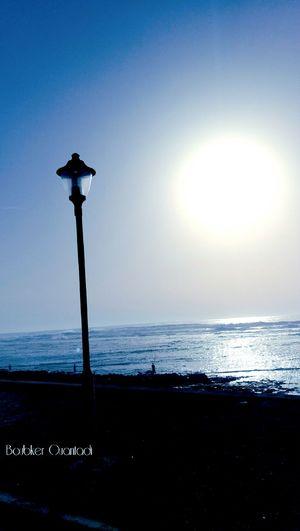 Horizon Over Water Beach No People Water Outdoors Beauty In Nature Sky Shadows & Lights Harhoura Beach 🎈👻