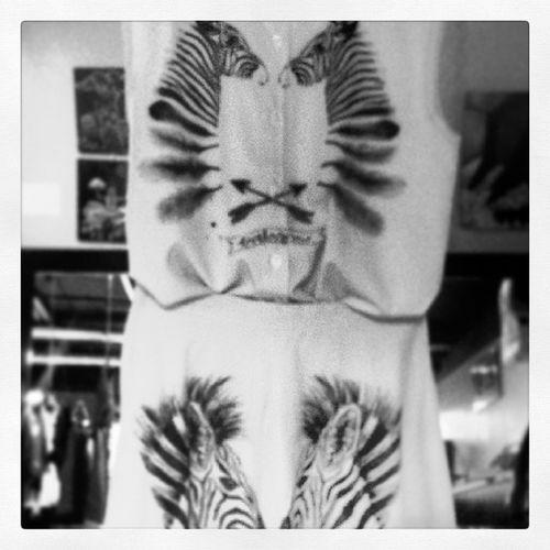 Zebra Zebraskirt Zebravest Cottonvest handscreen