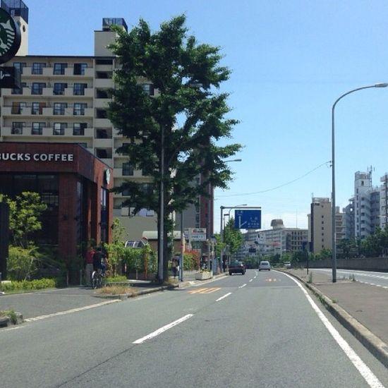 夏みたい (≧∇≦) Sky OSAKA Kansai ソラ 空雲cloud