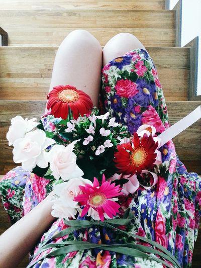 A beautiful Flower Bouquet  Joy Gift