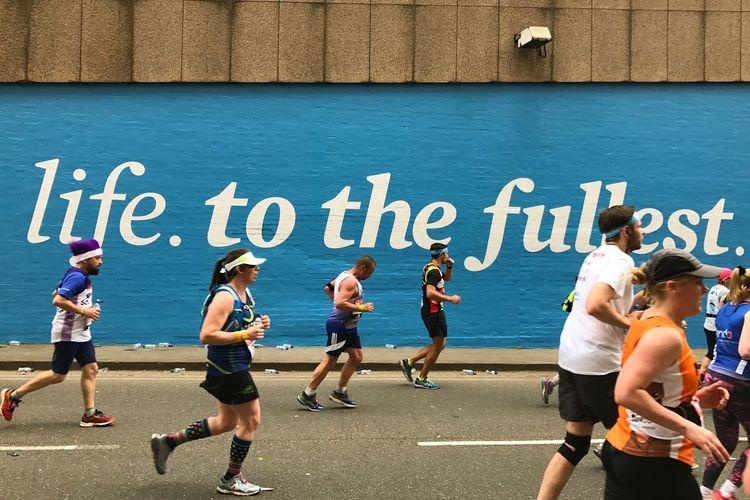 London Marathon 2017 London Marathon 2017 London London Marathon Runners