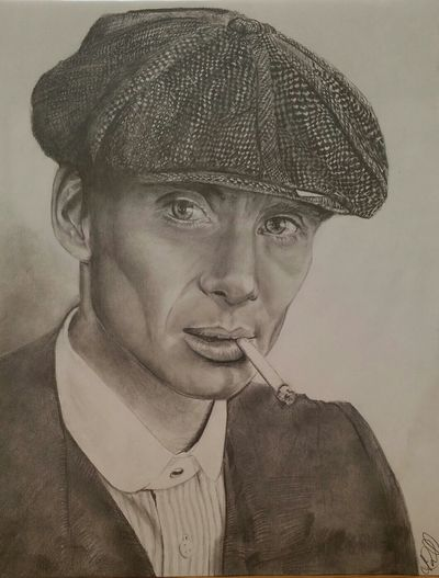 Thomas Shelby......dont mess with the Shelby boys Peaky Blinders Thomas Shelby ....if you haven't seen this show yet, its a must watch