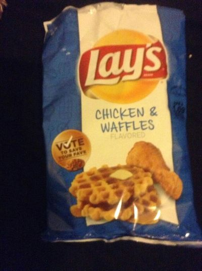 these chips tho lololol