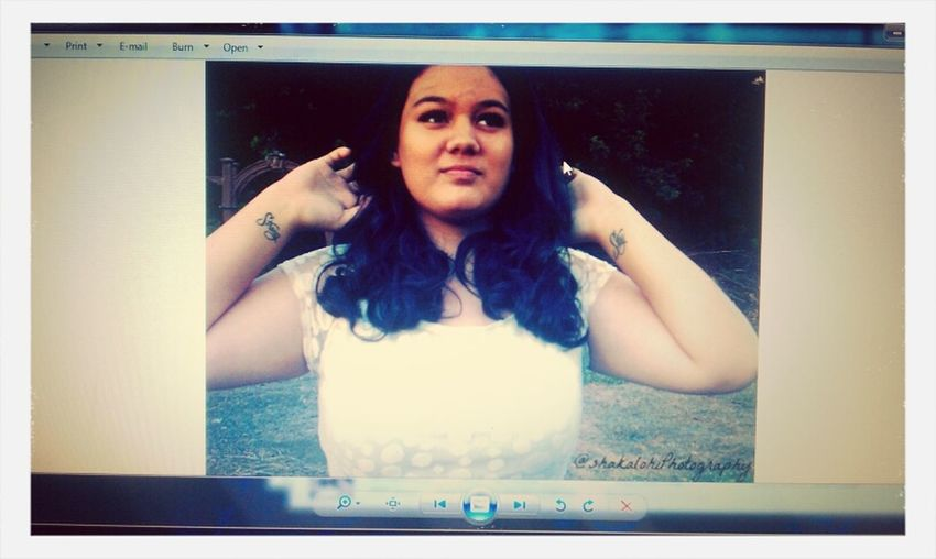 My bestfriend helped me with my photography! (: