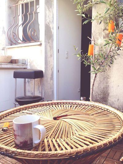 Interior Design Relaxing Sunnyafternoon