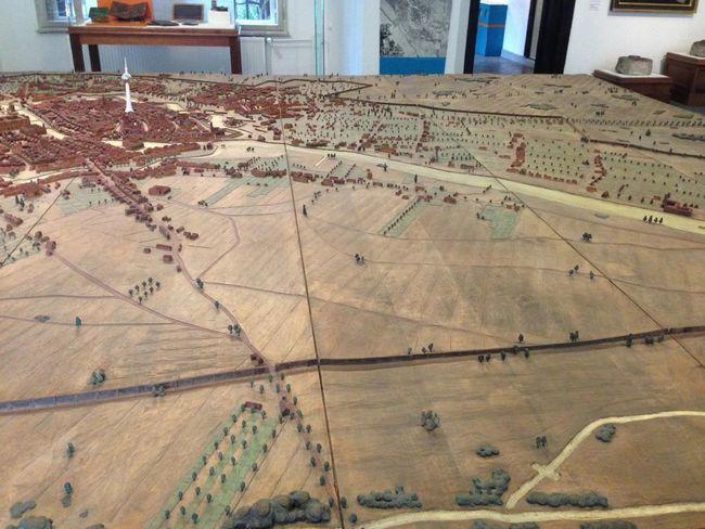 Kottbuser Tor in 1750 #kotti #MuseumWE