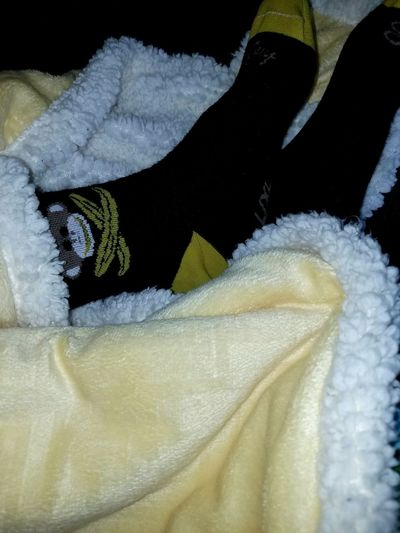 Always Be Cozy Monkey Socks Fleece Throw Warm Cozy My Favorite Pastime Snuggletime Blanket Yelliw Still Life Photography Check This Out Enjoying The Moment Cold Afternoon Naptime Sneaky Picture TK Maxx Socksie