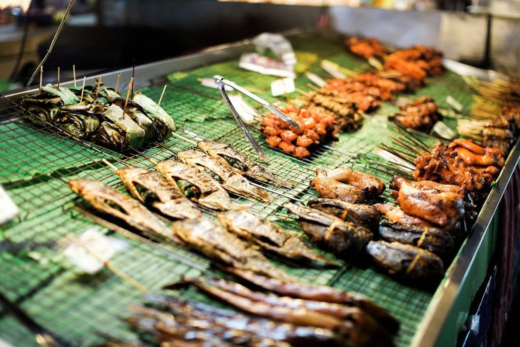 Food markets are so wonderful. Especially in Thailand. Food Food Market Thailand Fish