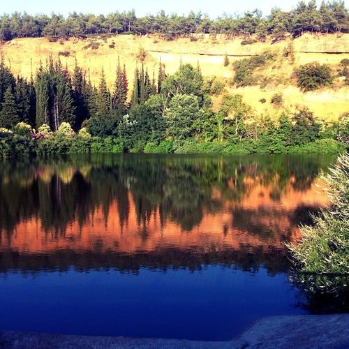 Χρώματα. Sky Colors Strolls Thérmi Water Reflection Perfect Love_this_city Ig_greece Ig_thessaloniki Lifo Road_story