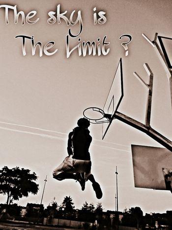 That's Me Hi! Enjoying Life Basketball