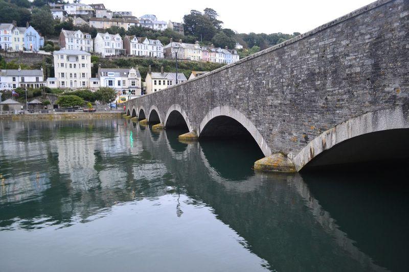 Taken with a Nikon D3100 Water Arch Bridge Town Arch
