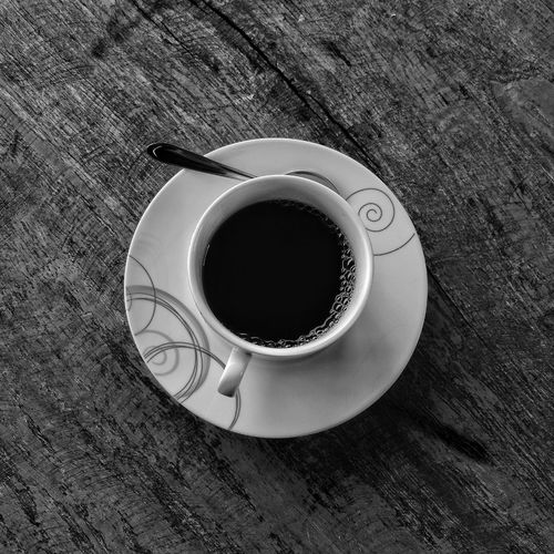 Coffee of the day Blackandwhite Bw_collection Lid High Angle View Circle Close-up Drain Black Coffee Overhead View Waste Management Recycling Center Garbage Dump Prepared Food Saucer Tea Manhole  Frothy Drink Froth Art Sewage Coffee Cup Water Pipe Junkyard Chopping Board Beverage Tap Sewer