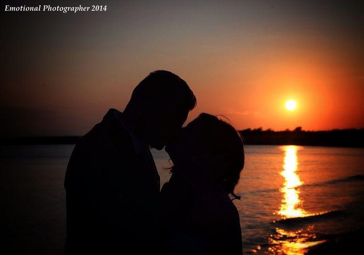 Love Wedding Silhouette