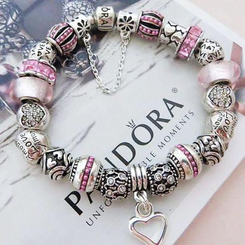 Pandora Bracelet  Pandora ❤ Pandora Charms Pandora Moment