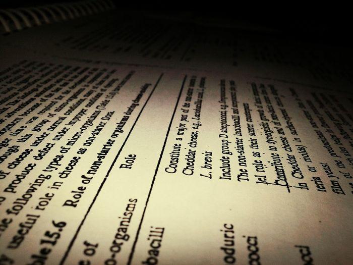 Studying Biothechnology