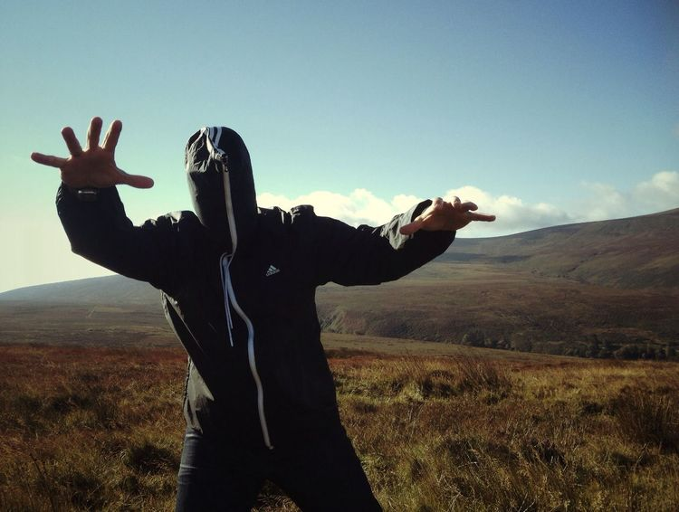 The EyeEm Facebook Cover Challenge Mountains Ireland