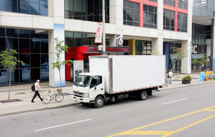 Photo of a truck and Trailer delivery truck Delivery Truck Logistics Lorry Mode Of Transport Road Haulage Trailer Truck Truck And Trailer Van