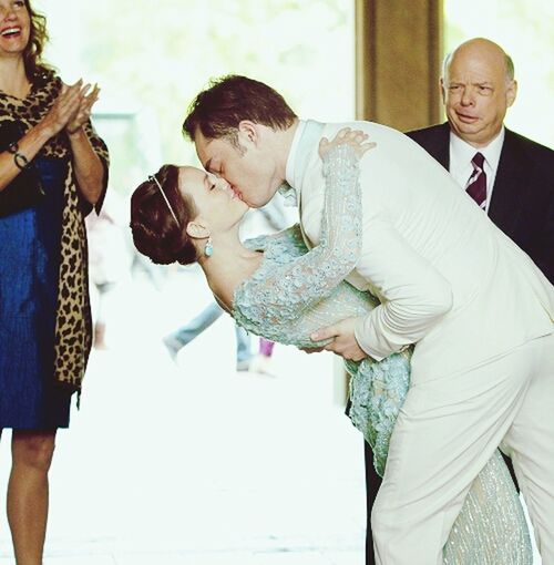 Chuckandblair Wedding Love Gossipgirl