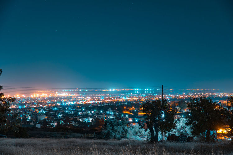 Cityscape Cyprus EyeEmNewHere Lights Night Lights Nightphotography Cityscape Clear Sky Electricity  Landscape Light Limassol Long Exposure Night Sky Sonyalpha Street Streetphotography Tealandorange Tree Urban Urban Skyline
