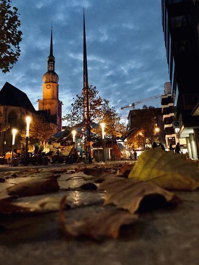 Herbst am