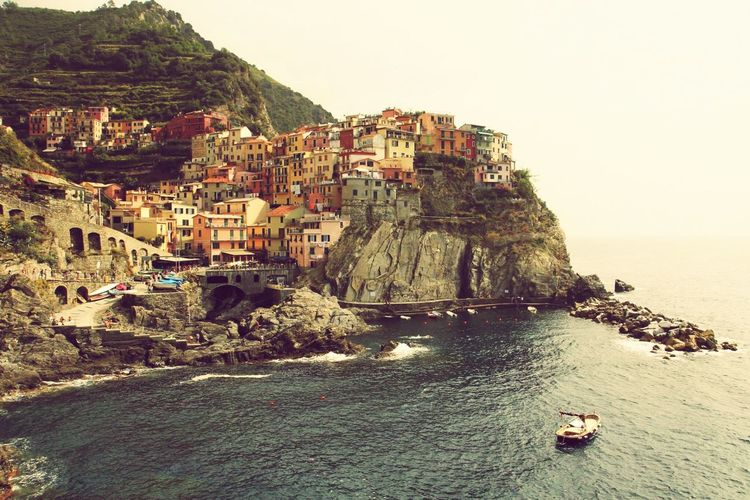 Cinqueterre Italy Italian Riviera Colors Villages Enjoying The View Travel Photography