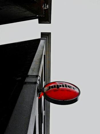 Jupiler Beer Brand Cafe Signs Coloursplash