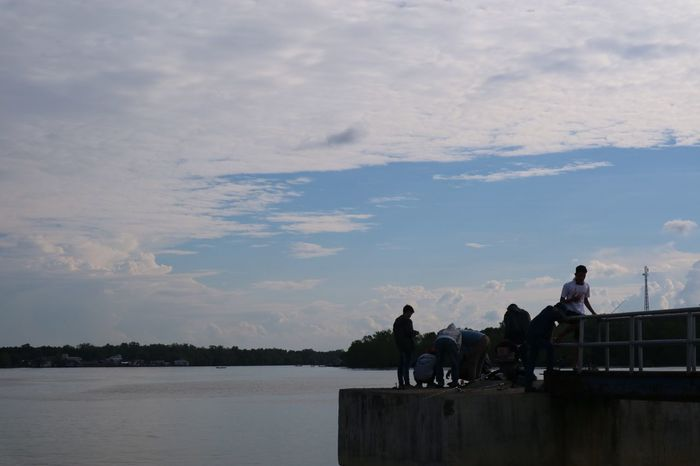 pantai timur sumatra Senja  Lendscape Lendscapephotography Sunset Moments Fun Holiday The Photojournalist - 2018 EyeEm Awards
