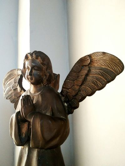 EyeEm Selects Indoors  No People Day Angels Religion And Tradition Religion And Beliefs Tradition Statue