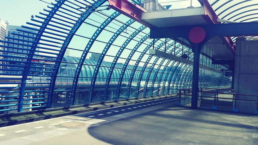 Train Station Architecture