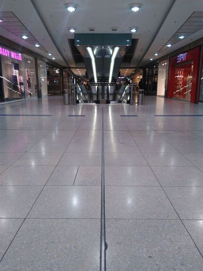 Bahnhof Railstation Architecture Illuminated No People Leipzig Passage