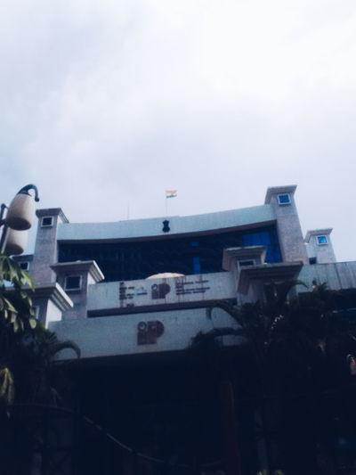 Sky No People Sector 5 Salt Lake City Kolkata Lamp Post Intellectual Property
