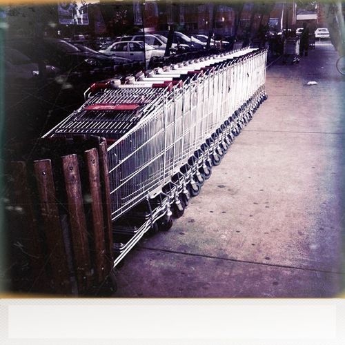 The Desert of the Real Jc_sway Real Trolley Trolleyporn Melbourne Northern Suburbs At The Supermarket Coburg Check This Out The Real